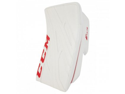 ccm goalie blocker extreme flex e 4 9 sr