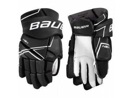 bauer hockey gloves nsx sr