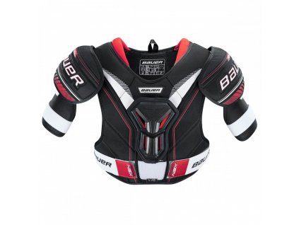 bauer hockey shoulder pads nsx sr