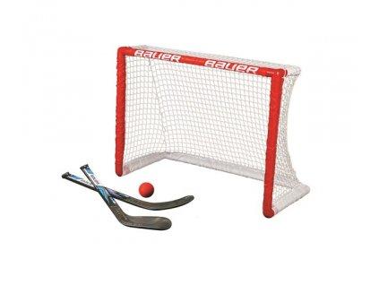 branka bauer knee hockey goal set