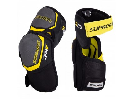 bauer hockey elbow pads supreme s29 jr