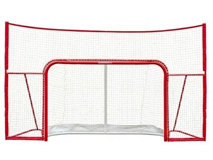 """Hokejová branka Winnwell 72"""" ProForm s postranní sítí Standalone"""