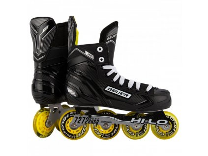 bauer roller hockey skate rs jr