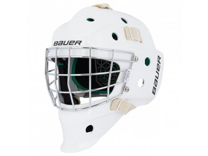bauer goalie mask nme4 certified jr