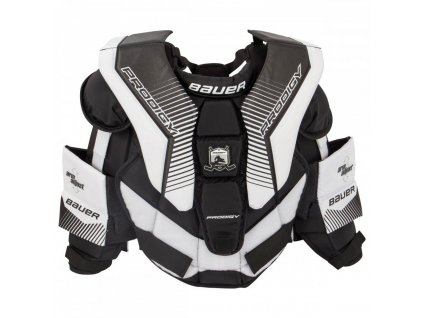 bauer goalie chest protector prodigy 3 0 yth 17