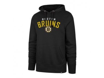 NHL Boston Bruins Outrush '47 HEADLINE Pullover Hood
