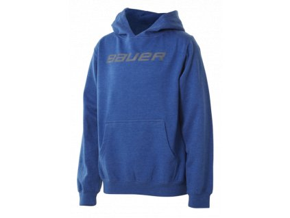 Mikina H19 BAUER SAP COLOR POP HOODY YTH SAP
