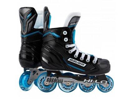 bauer roller hockey skate rsx jr