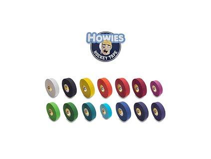 Textilní páska na hokej HOWIES