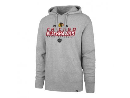 GS19 Chicago Blackhawks '47 HEADLINE HOOD