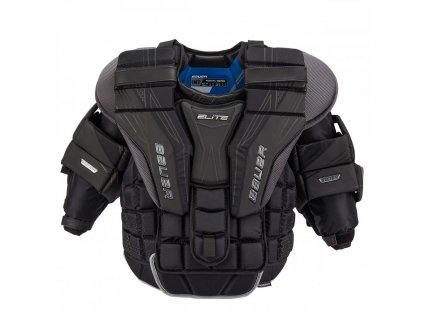 bauer goalie chest protector elite int 20