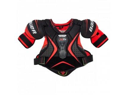 bauer hockey shoulder pads x2 9 sr