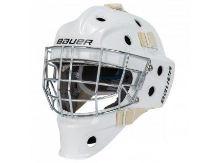 bauer goalie mask 930 cert str yth