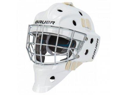 bauer goalie mask 930 cert str jr