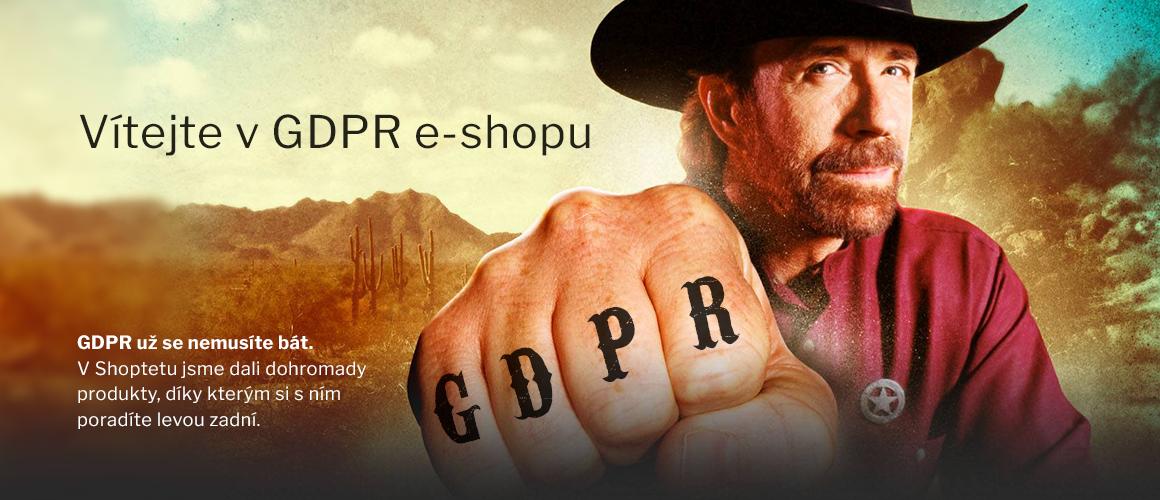 GDPR e-shop