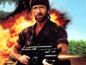 Osobní ochrana Chucka Norrise