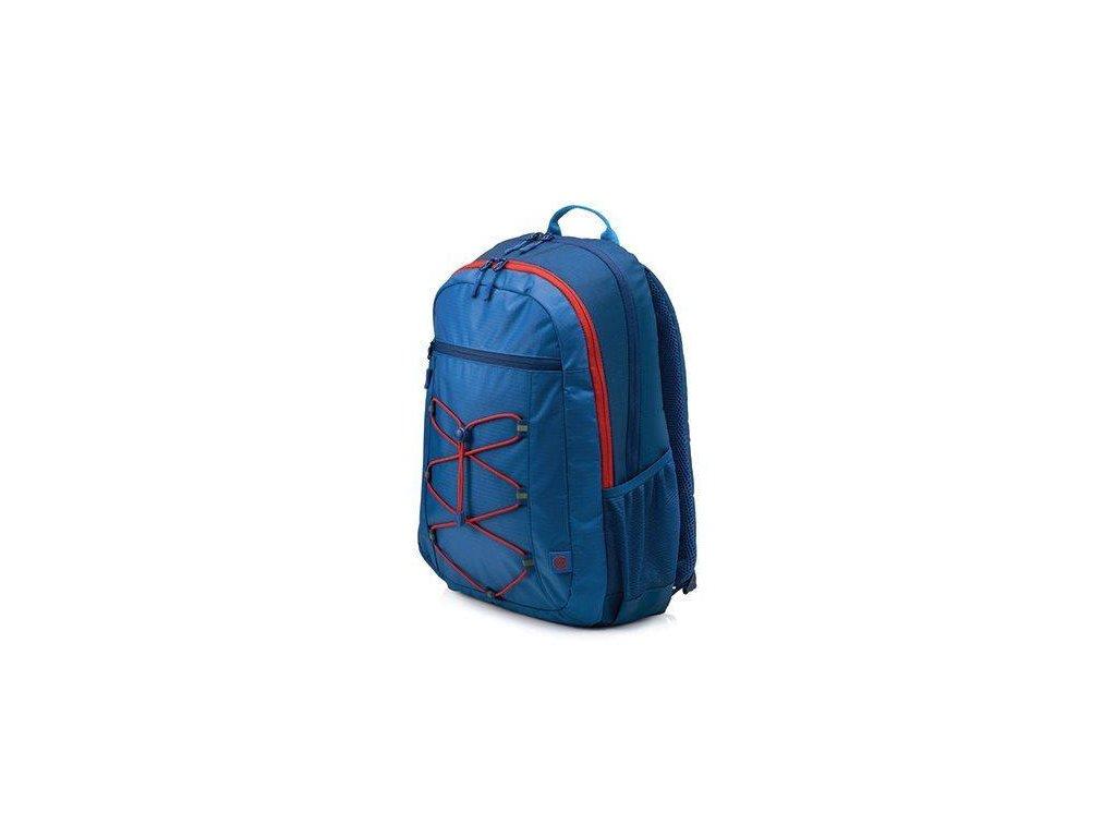 "HP 15,6"" Batoh Active Backpack, modro-červená 1MR61AA#ABB"