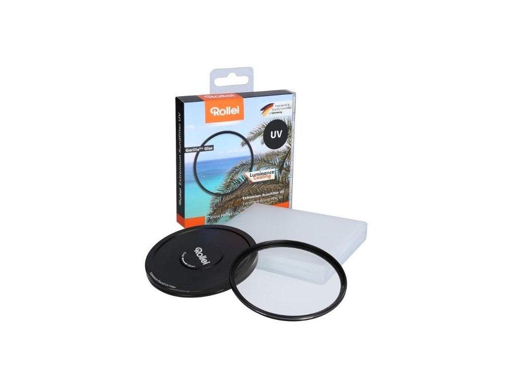 rollei extremium uv cirkularni filtr 62 mm 84795260