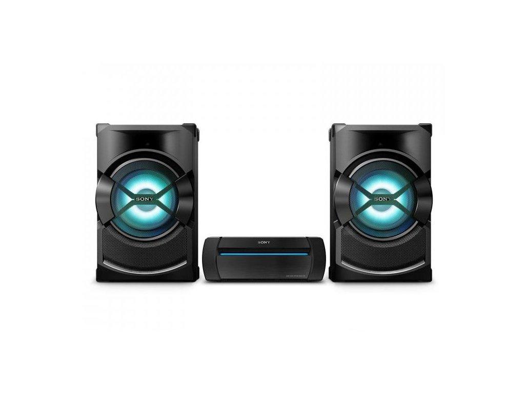 SONY SHAKE-X30D Vysoce výkonný domácí audiosystém s přehráváním DVD