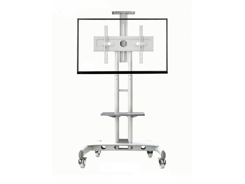 STRICT BRAND 150W bílá profesionální stojan na Tv