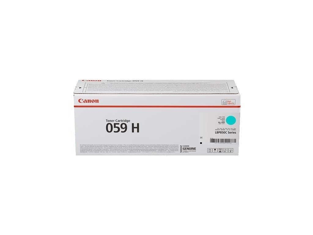 canon cartridge 059 h c toner 90701916