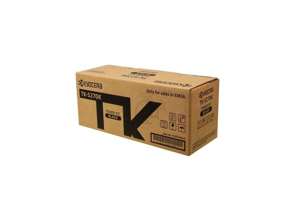 toner kyocera tk 5270k tk5270k originalni cerny