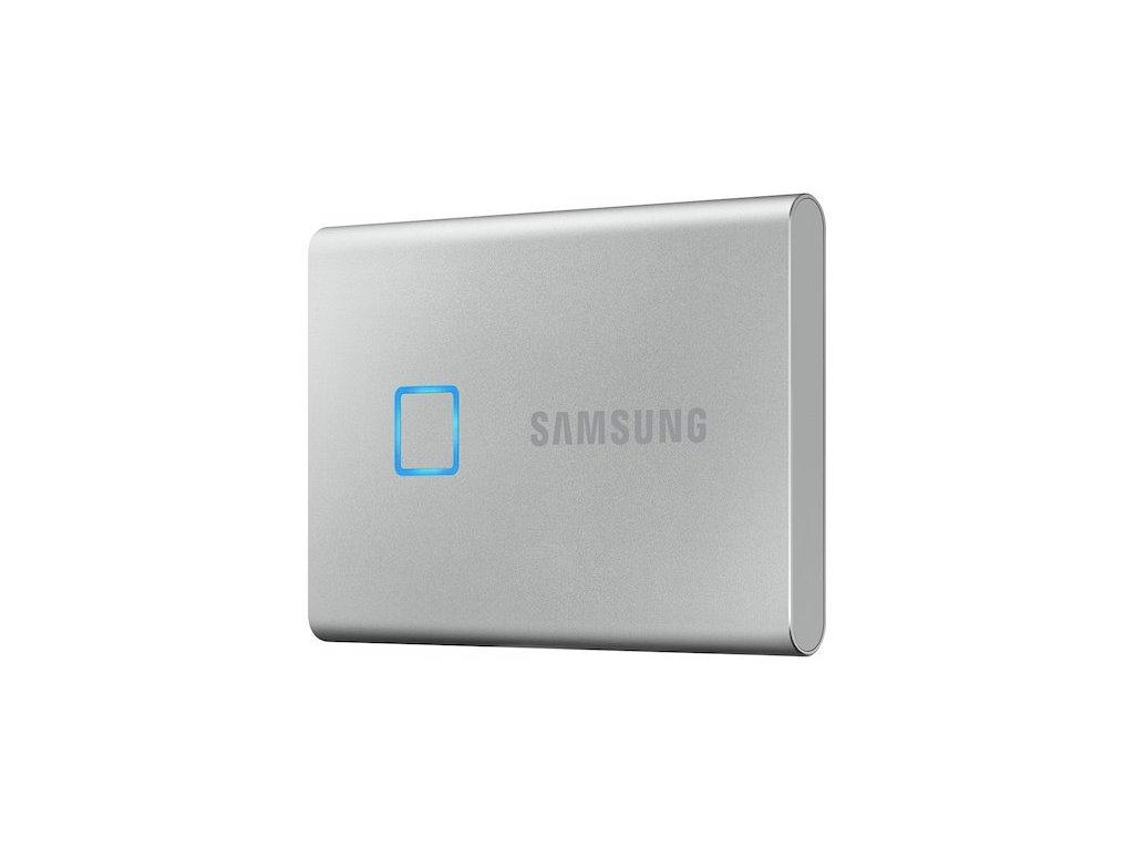 samsung externi ssd t7 touch 500gb usb otisk prstu stribrny 1 big ies6375611