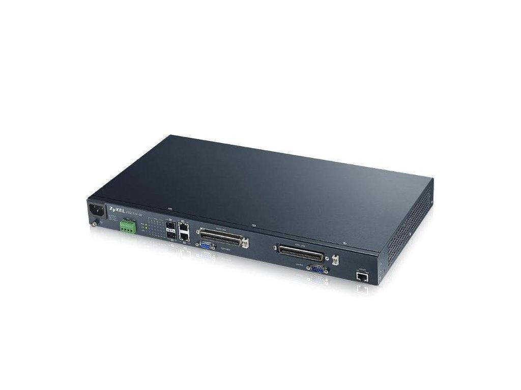 zyxel ves1724 56 24 port vdsl2 switch 97918655