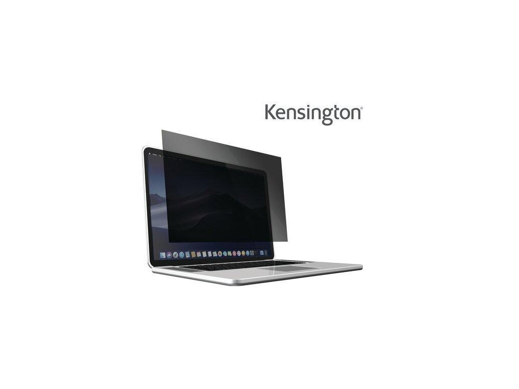 kensington privatni filtr 2smerny odnimatelny pro macbook pro 13 reti 100886694