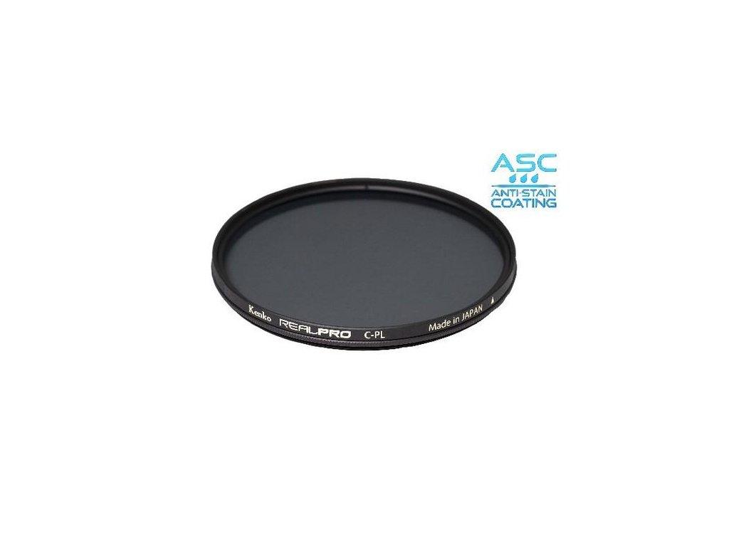 Kenko polarizační filtr REALPRO C-PL ASC 37mm