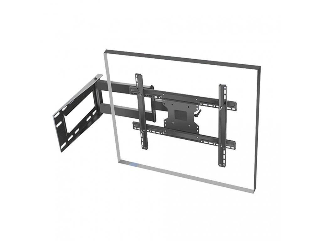 Pevný otočný držák na tv Strict Brand SBL700  zesílený PROFI držák + + zdarma kvalitní instalační materiál