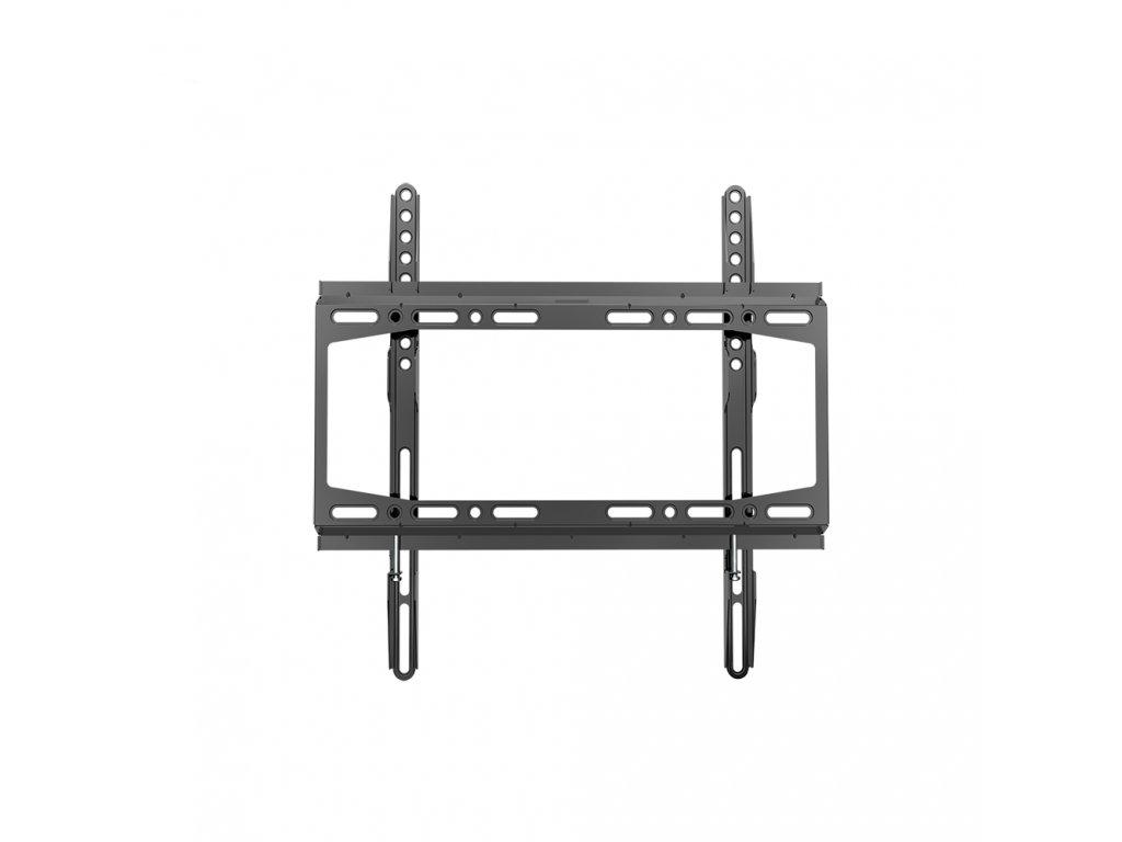 Fixní držák pro zavěšení televize Strict Brand E9  zesílený PROFI držák + + zdarma kvalitní instalační materiál