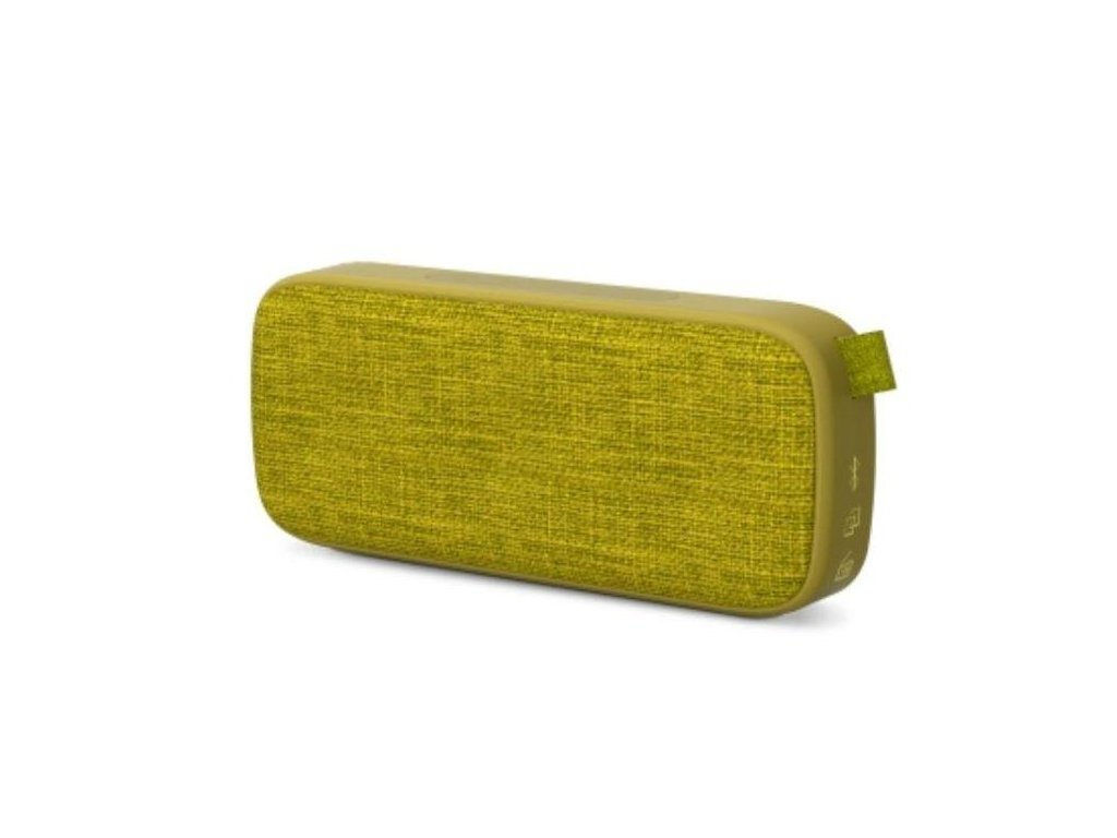 ENERGY Fabric Box 3+ Trend Kiwi, přenosný reproduktor s technologiemi Bluetooth 5.0, MP3 a True Wireless Stereo
