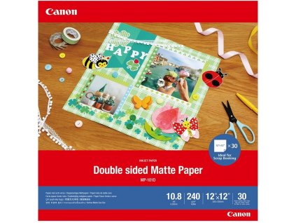 Canon fotopapír DOUBLE MATTE PHOTO PAPER
