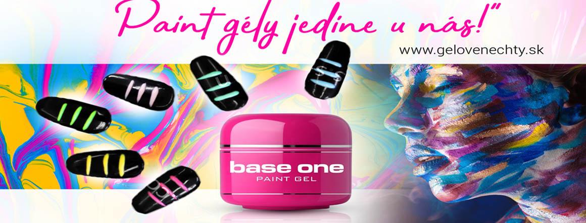 Len u nás kúpiš zdobiace Paint gély Base One!