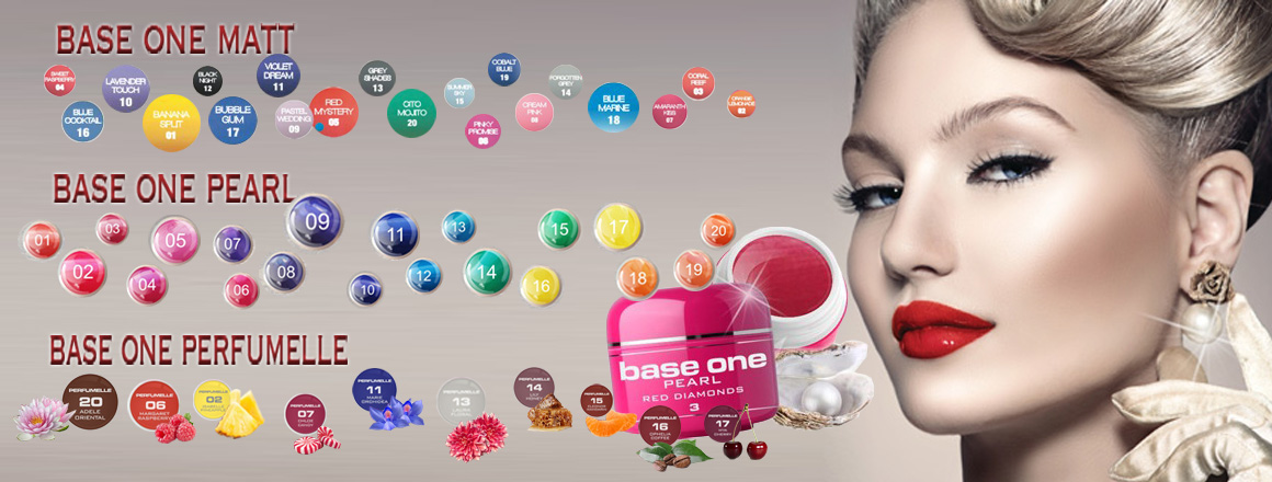 Base one Pearl, Perfumelle, Matt