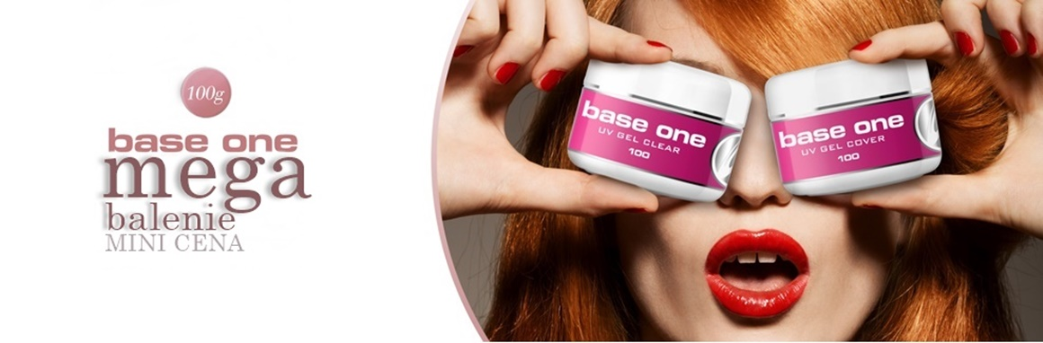 Base One UV gel Silcare 100g