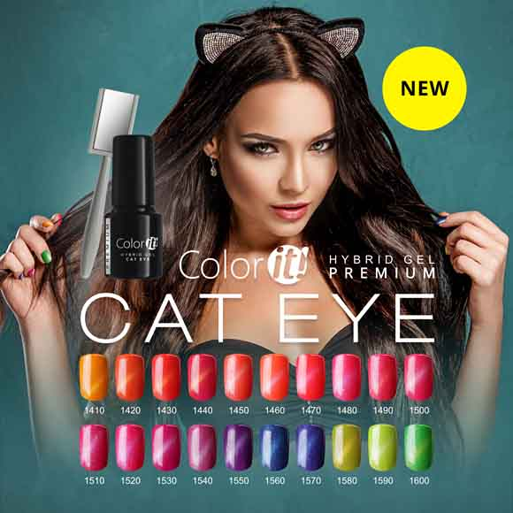 gél laky color it premium cat eye