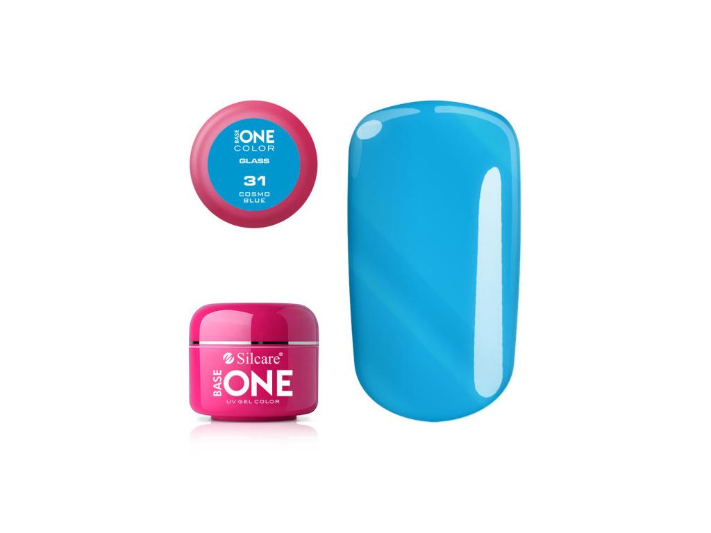 Farebný UV gél Base One 5g / 31 Cosmo Blue
