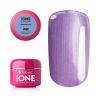 Metalický UV gél Base One 5g / 42 Romantic Violet