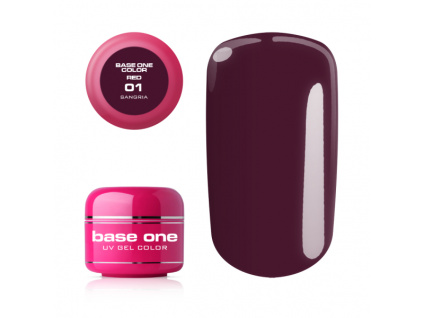 Base One red 01