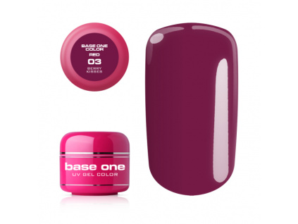 Base One red 03