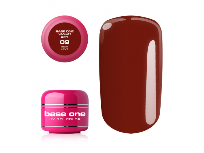 Base One red 09