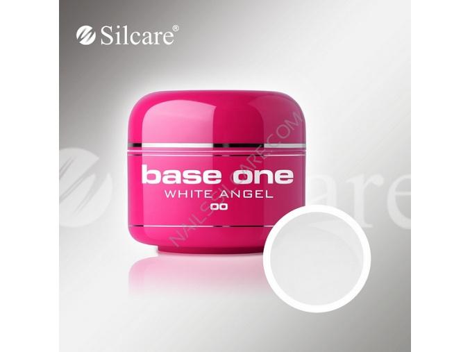 Farebný UV gél Base One 5g / 00 White Angel