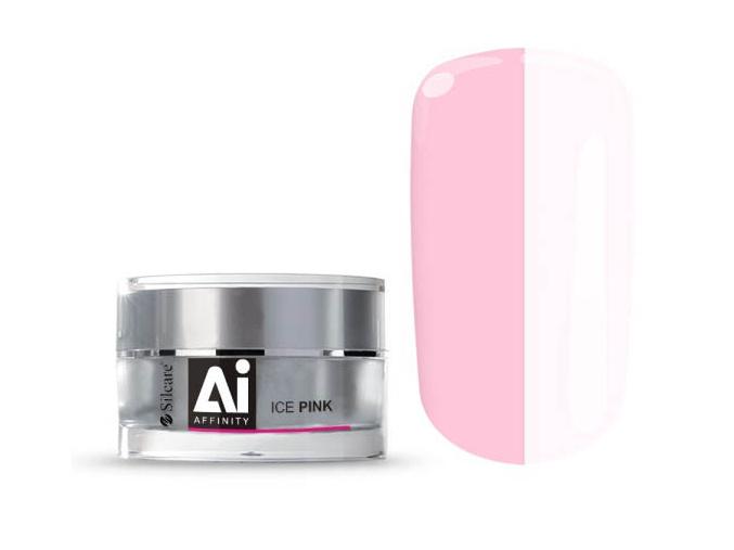 UV gél Affinity Ice 15g / Pink