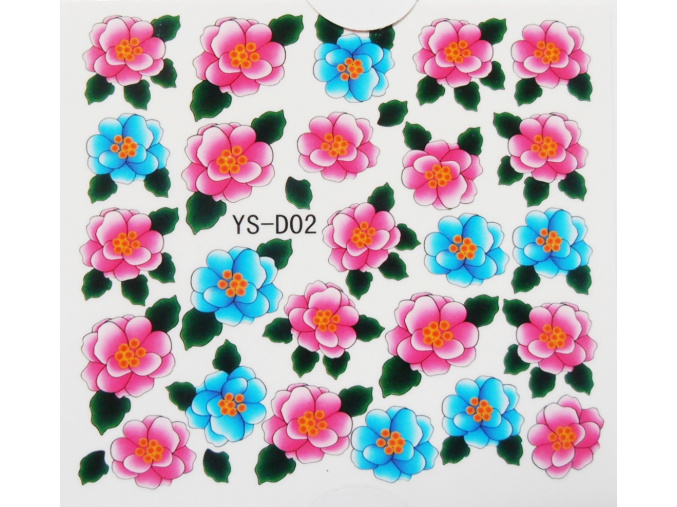 Vodolepky veľké kvety