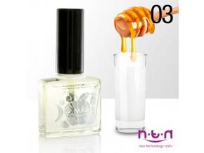 Olejček na nechty 10ml / 03 mlieko a med