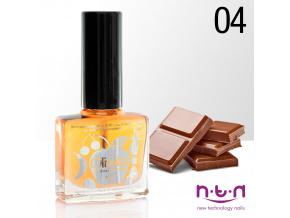 Olejček na nechty 10ml / 04 čokoláda