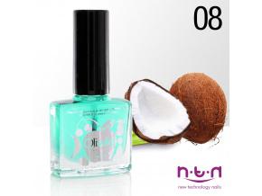 Olejček na nechty 10ml / 08 kokos