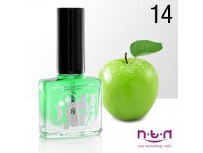 Olejček na nechty 10ml / 14 zelené jablko